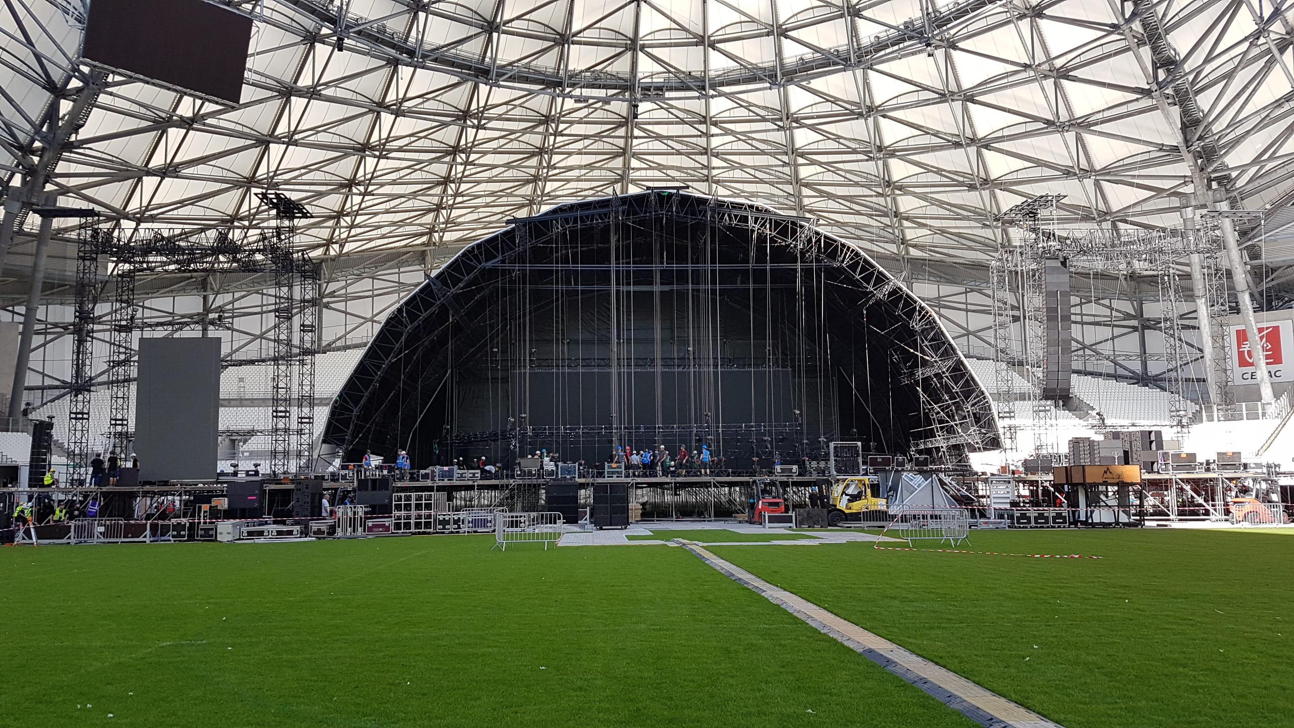 Concert Soprano Orange Vélodrome